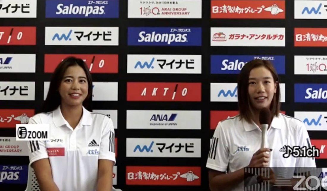 マイナビジャパンツアー2020 東京2020ビーチバレーボール日本代表チーム決定戦概要 オンライン記者会見を開催