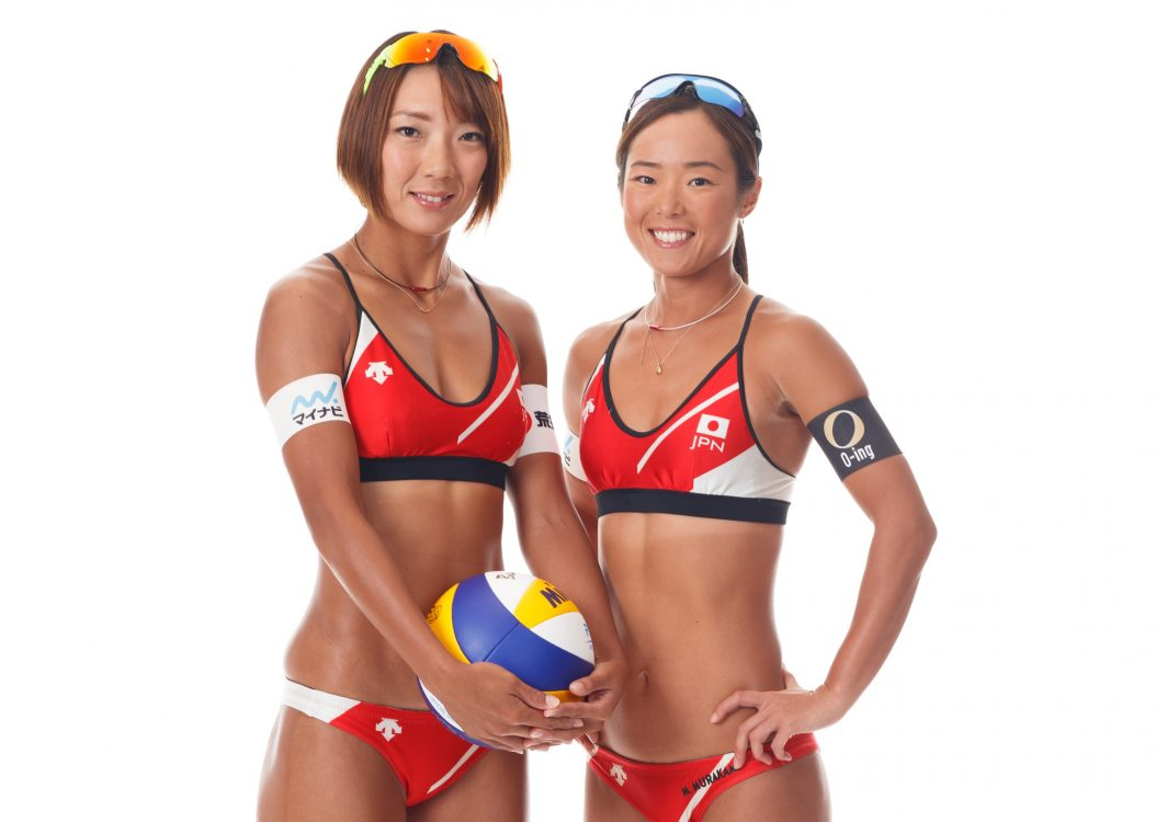 バレー 代表 ビーチ 日本