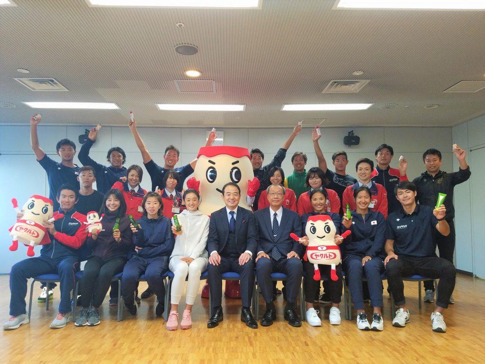 神奈川東部ヤクルトと提携。「ビーチバレーボールNTC感染症対策」を実施。