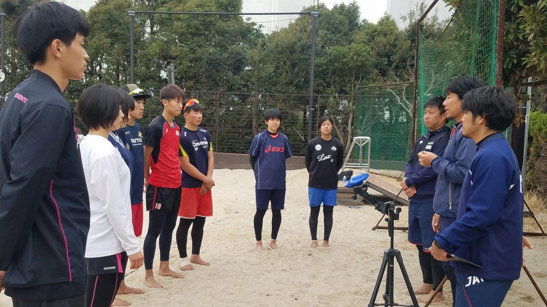 「U19アジア選手権」。新型肺炎の感染防止のため、派遣中止。