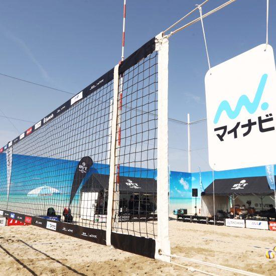 マイナビジャパンビーチバレーボールツアー2021開催スケジュール(6/11時点)