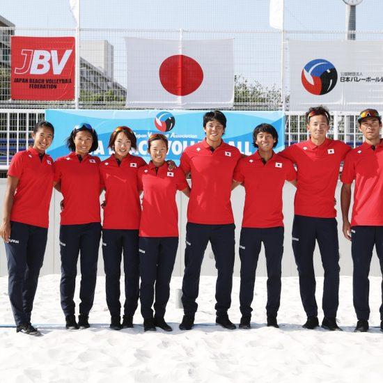 アジア競技大会出場内定チーム、決定。<br>「JVAカップ 兼 アジア競技大会 日本代表チーム選考大会」最終日