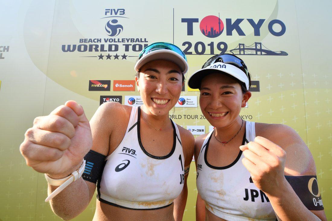 鈴木/坂口組が本戦進出。「FIVBワールドツアー2019 4star東京大会」予選結果