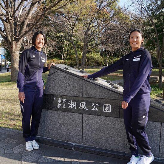 東京都品川区の潮風公園で開催。<br>「マイナビジャパンツアー2019第4戦東京大会」の会場決定。