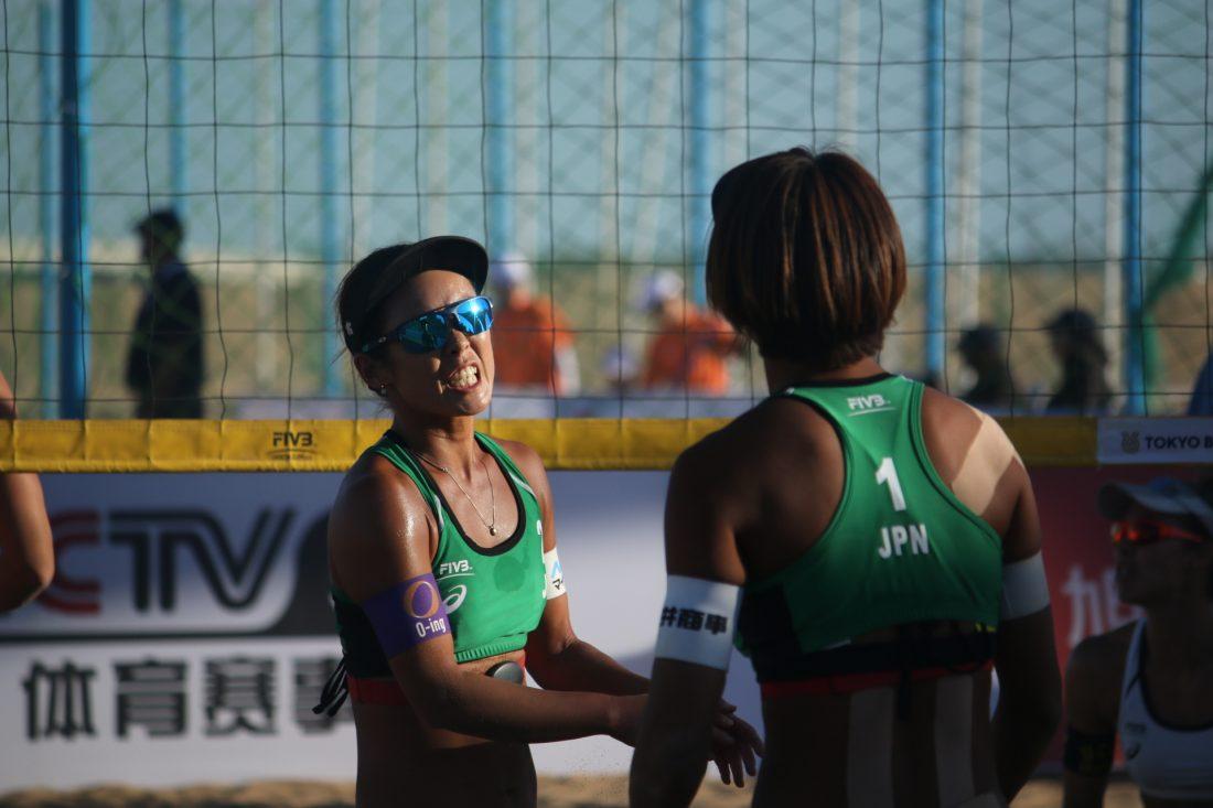 石井/村上組、第1フェーズで敗退。「オリンピック・クオリフィケーショントーナメント」。