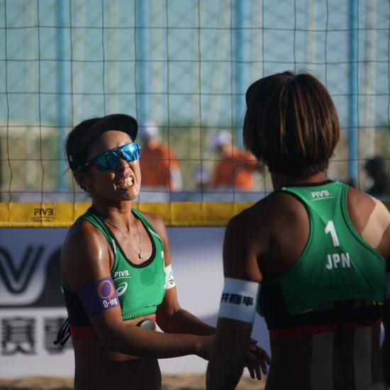 石井/村上組、第1フェーズで敗退。<br>「オリンピック・クオリフィケーショントーナメント」。