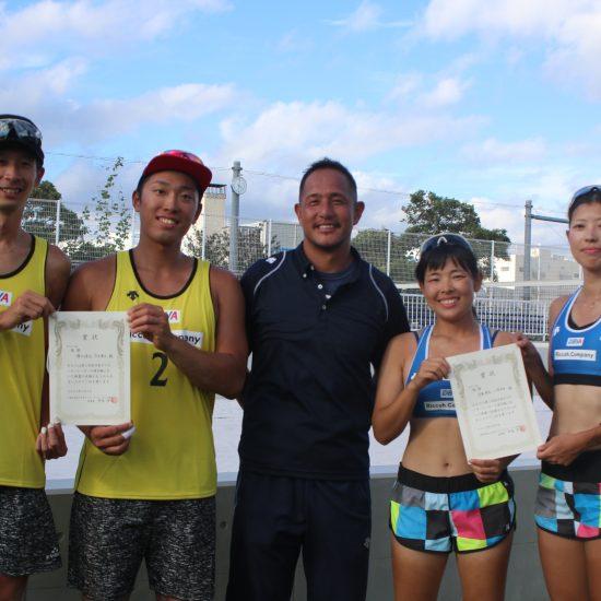 音のないビーチで競技の魅力を発信。<br>「日本デフビーチバレーボール協会」、始動。