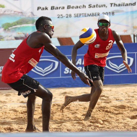 男子はカタール、女子はオーストラリアが優勝。<br>「AVCアジア選手権」最終日