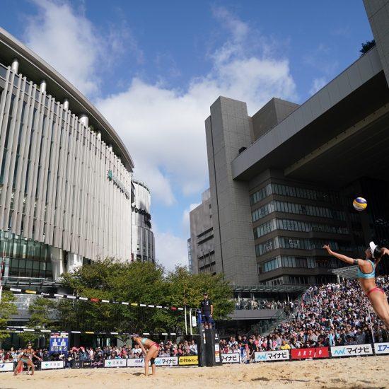 ジャパンビーチバレーボールツアー2020開催予定(9/8追記)