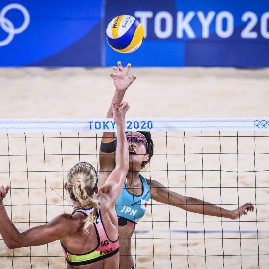 東京2020オリンピック 女子 予選ラウンド第2戦 ドイツ戦結果